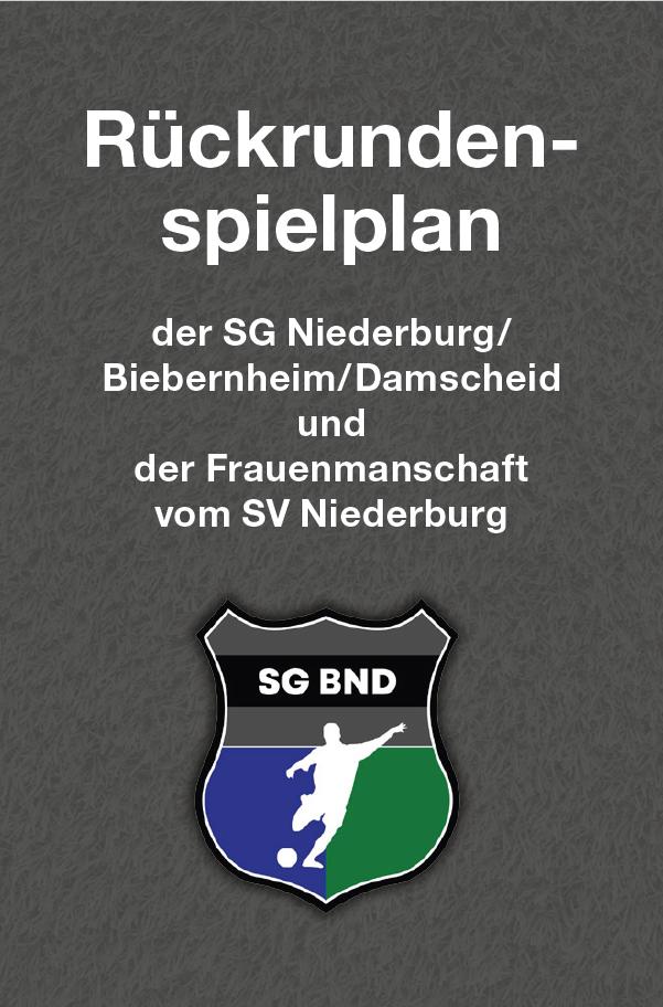 Spielplan SVN
